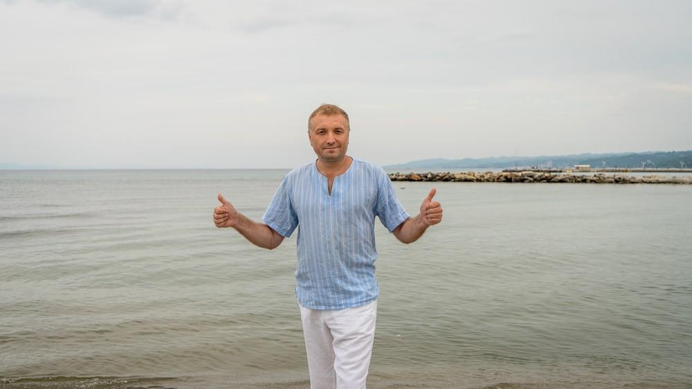 андрерй бобровский - фитнес тур